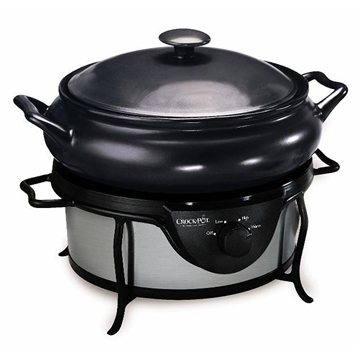 CrockPot SC7500 Saute + kuchařka (SC7500-050)