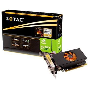 ZOTAC GeForce GT730 LP 2GB DDR5 (ZT-71101-10L)