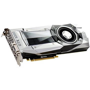 ZOTAC GeForce GTX 1080 Founders Edition (ZT-P10800A-10P)
