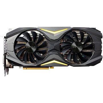 ZOTAC GeForce GTX 1080 AMP Edition (ZT-P10800C-10P) + ZDARMA Hra pro PC Destiny 2
