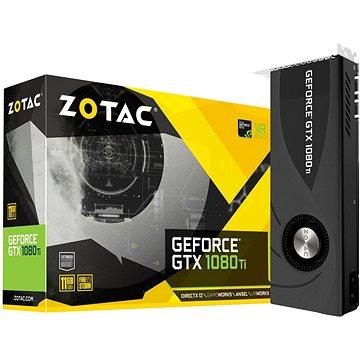 ZOTAC GeForce GTX 1080 Ti Blower (ZT-P10810B-10P)
