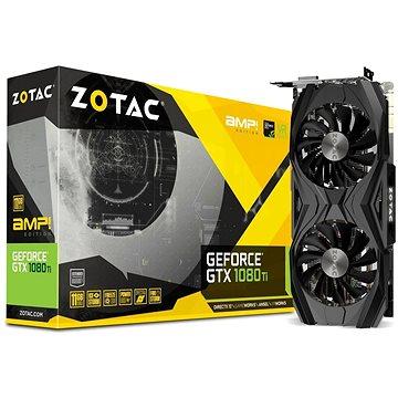 ZOTAC GeForce GTX 1080 Ti AMP Edition (ZT-P10810D-10P)