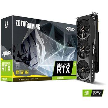 ZOTAC GeForce RTX 2080 Ti AMP GAMING (ZT-T20810D-10P)