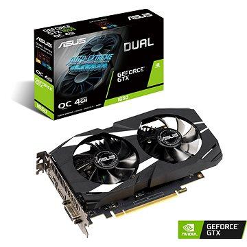 ASUS DUAL GeForce GTX1650 O4G (90YV0CV2-M0NA00)