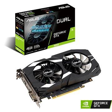 ASUS DUAL GeForce GTX1650 4G (90YV0CV3-M0NA00)