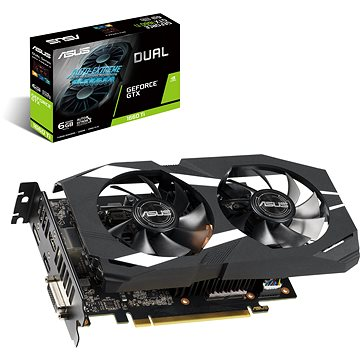 ASUS DUAL GeForce GTX1660TI O6G (90YV0CT2-M0NA00)
