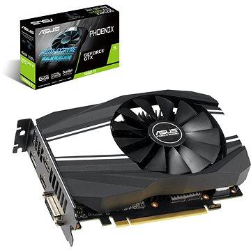 ASUS PHOENIX GeForce GTX1660TI O6G (90YV0CT0-M0NA00)
