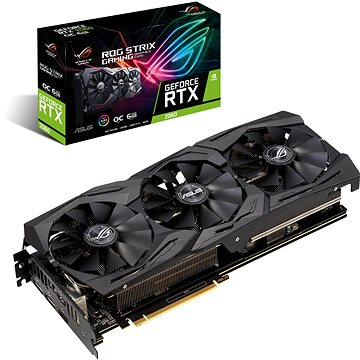 ASUS ROG STRIX GAMING GeForce RTX2060 O6G (90YV0CI0-M0NA00)