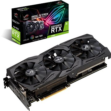 ASUS ROG STRIX GAMING GeForce RTX2060 A6G (90YV0CI1-M0NA00)