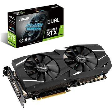 ASUS DUAL GeForce RTX2060 O6G (90YV0CM1-M0NA00)