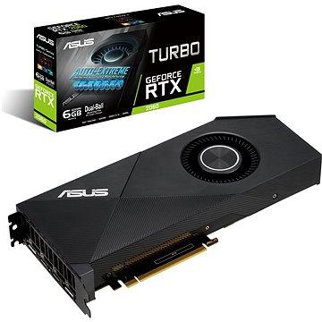ASUS TURBO GeForce RTX2060 6G (90YV0CM0-M0NA00)
