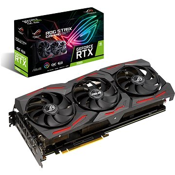 ASUS ROG STRIX GeForce RTX 2060 O6G EVO GAMING(90YV0D20-M0NA00)