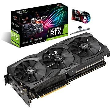 ASUS ROG STRIX GAMING GeForce RTX 2070 A8G (90YV0C91-M0NA00)