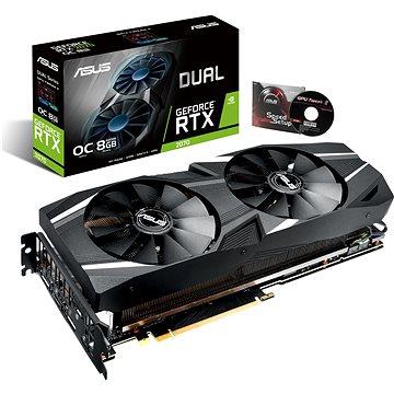 ASUS DUAL GeForce RTX 2070 O8G (90YV0C82-M0NA00)