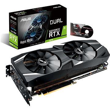 ASUS DUAL GeForce RTX 2070 A8G (90YV0C85-M0NA00)