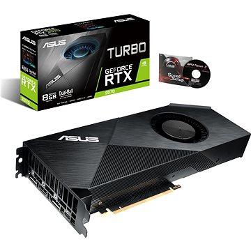 ASUS TURBO GeForce RTX 2070 8G (90YV0C80-M0NA00)
