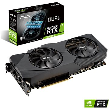 ASUS DUAL GeForce RTX2080S 8G EVO (90YV0DJ2-M0NM00)