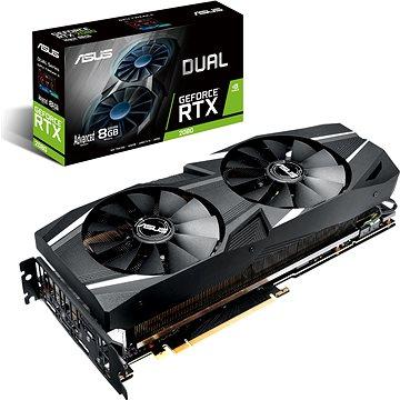 ASUS DUAL GeForce RTX 2080 A8GB (90YV0C32-M0NM00)