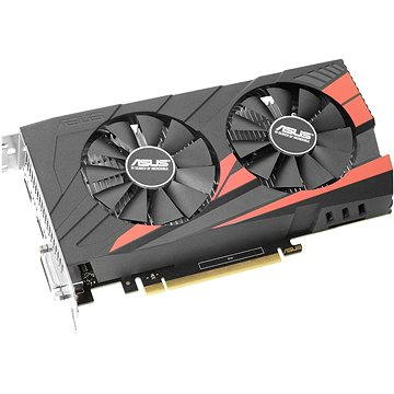 ASUS EXPEDITION GeForce GTX 1050TI O4G (90YV0A54-M0NA00)