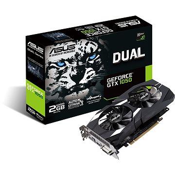 ASUS DUAL Geforce GTX 1050 2G V2 (90YV0AA2-M0NA00)