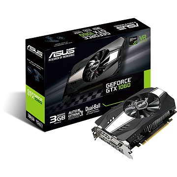 ASUS PHOENIX GeForce GTX 1060 3G (90YV0A64-M0NA00)