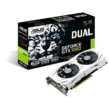 ASUS DUAL GeForce GTX 1060 6G (90YV09X4-M0NA00)