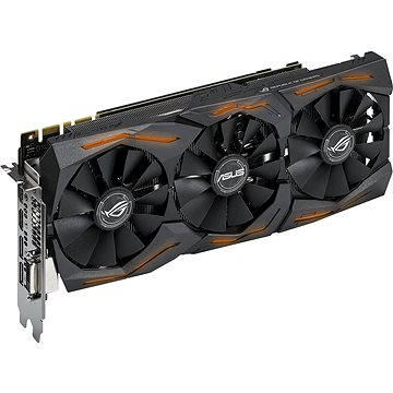 ASUS ROG STRIX GAMING GeForce GTX 1070 DirectCU III 8GB (90YV09N2-M0NA00) + ZDARMA Hra pro PC Assassins Creed Origins