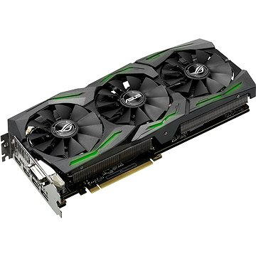 ASUS ROG STRIX GAMING GeForce GTX 1070 OC DirectCU III 8GB (90YV09N0-M0NA00) + ZDARMA Hra pro PC Assassins Creed Origins