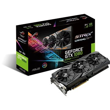 ASUS ROG STRIX GAMING GeForce GTX 1080 Advanced Edition DirectCU III 8GB-11GBPS (90YV09M5-M0NM00)