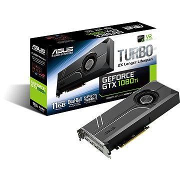 ASUS TURBO GeForce GTX 1080Ti 11GB (90YV0AN0-M0NM00) + ZDARMA Hra pro PC Dawn of War III
