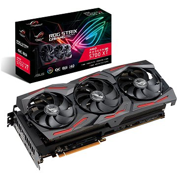 ASUS ROG STRIX GAMING Radeon RX 5700 XT O8G (90YV0D90-M0NA00)