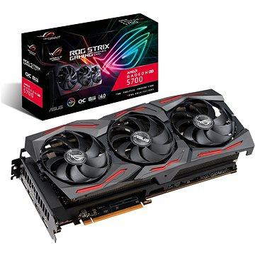 ASUS ROG STRIX GAMING Radeon RX 5700 O8G (90YV0DD0-M0NA00)