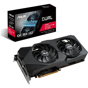 ASUS DUAL Radeon RX 5700 O8G EVO (90YV0DC1-M0NA00)