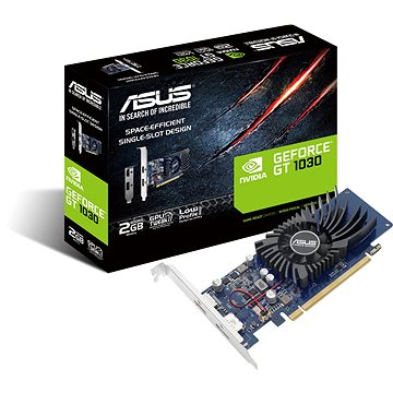 ASUS GeForce GT1030-2G-BRK (90YV0AT2-M0NA00)
