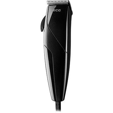 Zastřihovač vlasů a vousů ECG ZS 1020 Black (8592131305908)