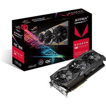 ASUS ROG STRIX GAMING RX VEGA 56 O8G (90YV0B50-M0NA00) + ZDARMA Hra pro PC Far Cry 5