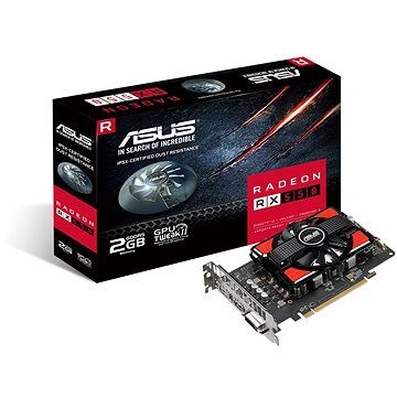 ASUS RX550 2GB (90YV0AG1-M0NA00)