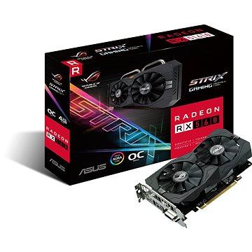 ASUS ROG STRIX GAMING RX560 DirectCU II OC 4GB (90YV0AH0-M0NA00)