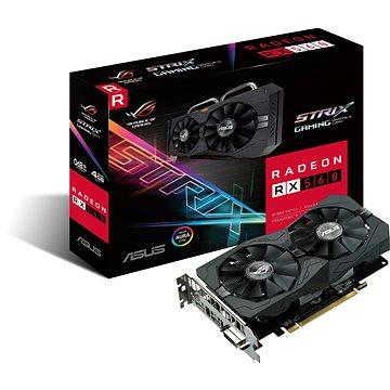 ASUS ROG STRIX GAMING RX560 DirectCU II 4GB EVO (90YV0AH7-M0NA00)