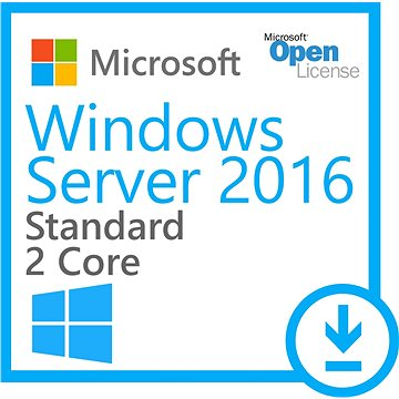 WinSvrSTDCore 2016 SNGL OLP 2Lic NL CoreLic (9EM-00124)