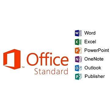 Office Standard 2016 OLP NL Gov (021-10583)