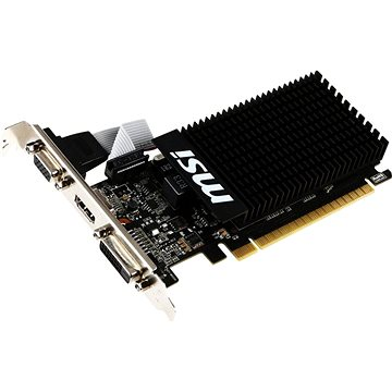 MSI GeForce GT 710 1GD3H LP (GT 710 1GD3H LP)