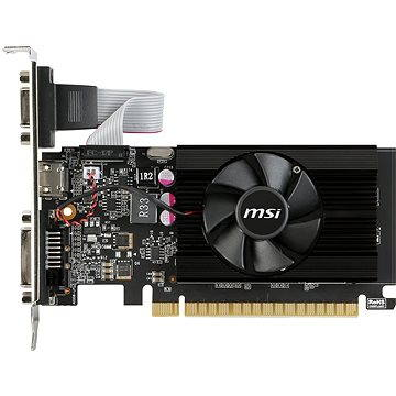 MSI GeForce GT 710 1GD3 LP (GT 710 1GD3 LP)