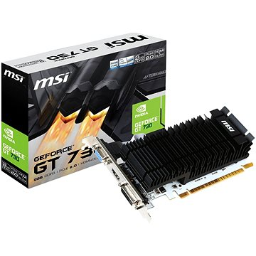 MSI GeForce N730K-2GD3H/LP