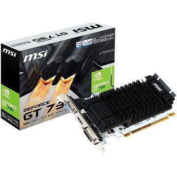MSI GeForce N730K-2GD3H/LP (N730K-2GD3H/LP)