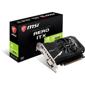 MSI GeForce GT 1030 AERO ITX 2GD4 OC (GT 1030 AERO ITX 2GD4 OC)