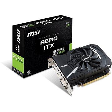 MSI GeForce GTX 1050 Ti AERO ITX 4G OCV1