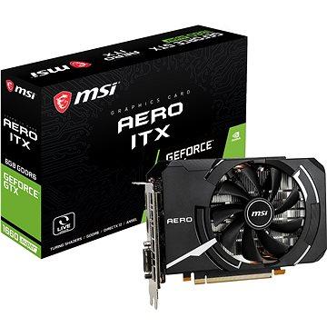 MSI GeForce GTX 1660 SUPER AERO ITX OC (GTX 1660 SUPER AERO ITX OC)