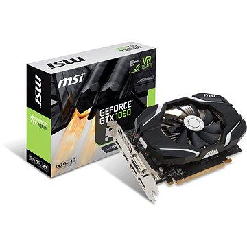 MSI GeForce GTX 1060 6G OCV2 bulk