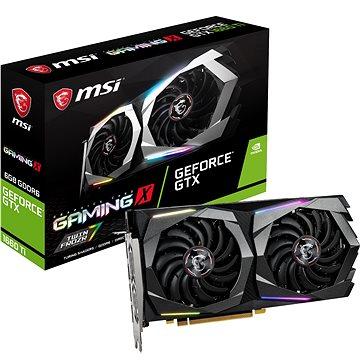 MSI GeForce GTX 1660 Ti GAMING X 6G (GTX 1660 Ti GAMING X 6G)